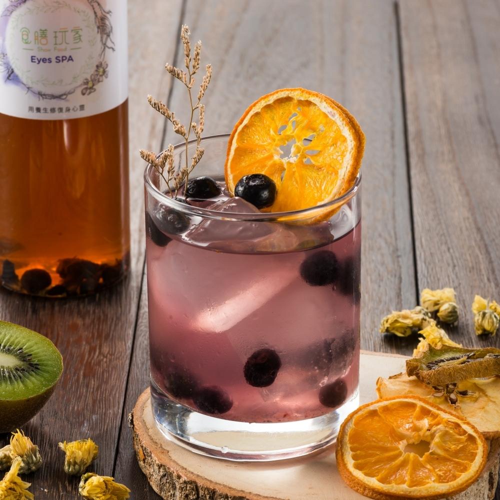 藍莓決明子茶 Eyes Spa