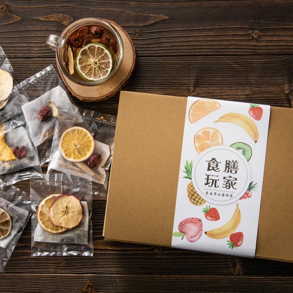 果乾茶包-30入禮盒