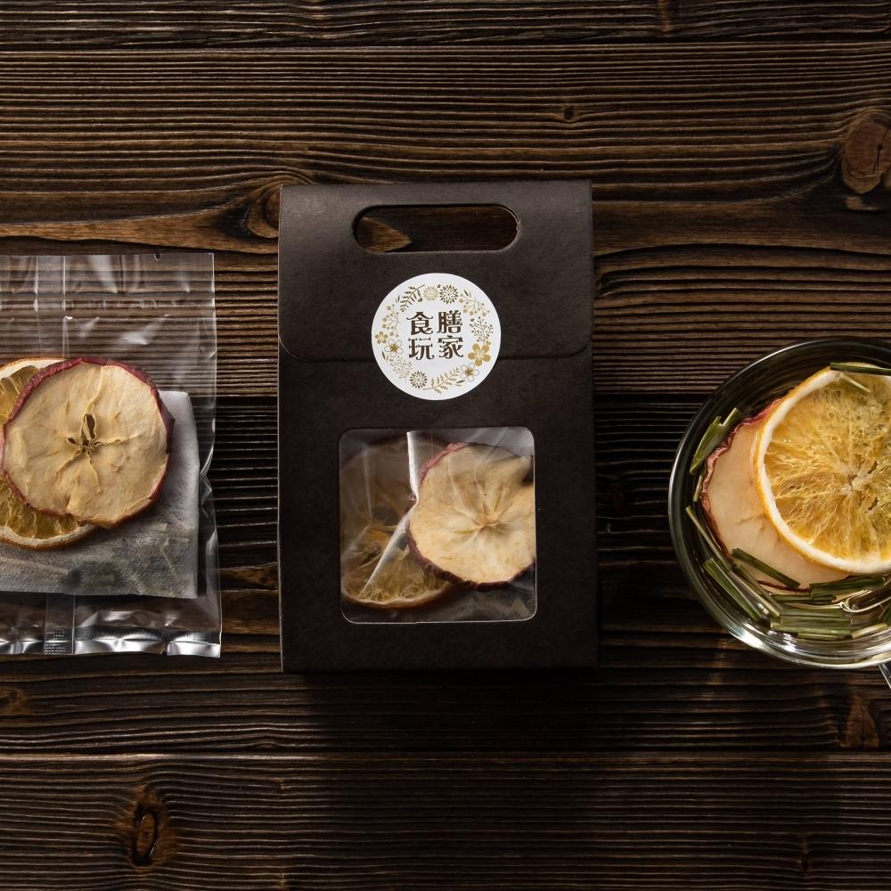 檸檬草果茶-5入組